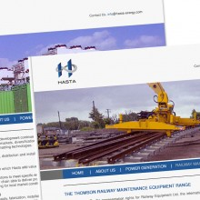 Website Design Hasta Energy